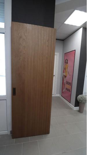Раздвижные скрытые двери невидимки